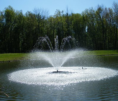 Floating Pond Fountains, Decorative Fountain Heads About The